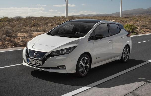 Nissan Leaf a ajuns la 250 de unități vândute în România în primele 8 luni ale anului: modelul japonez este urmat de Renault Zoe - Poza 1