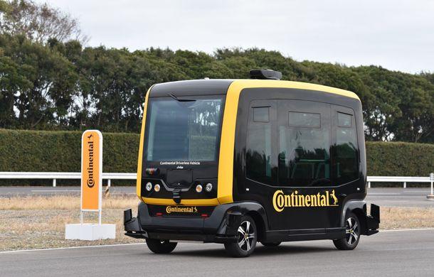 Continental prezintă tehnologiile viitorului imediat: sistem mild-hibrid la 48V cu rulare 100% electrică, siguranță sporită cu noul asistent pentru virajul la dreapta și orașele conectate ale viitorului - Poza 10