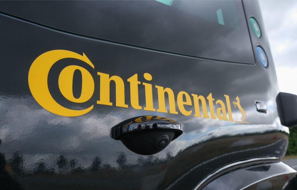 Continental prezintă tehnologiile viitorului imediat: sistem mild-hibrid la 48V cu rulare 100% electrică, siguranță sporită cu noul asistent pentru virajul la dreapta și orașele conectate ale viitorului - Poza 16