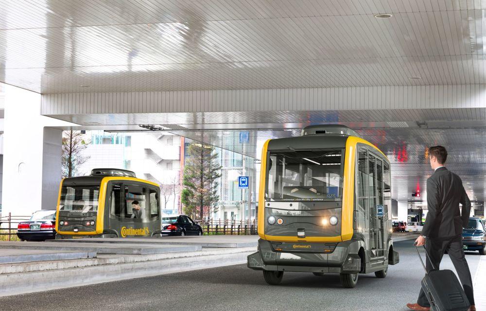 Continental prezintă tehnologiile viitorului imediat: sistem mild-hibrid la 48V cu rulare 100% electrică, siguranță sporită cu noul asistent pentru virajul la dreapta și orașele conectate ale viitorului - Poza 9
