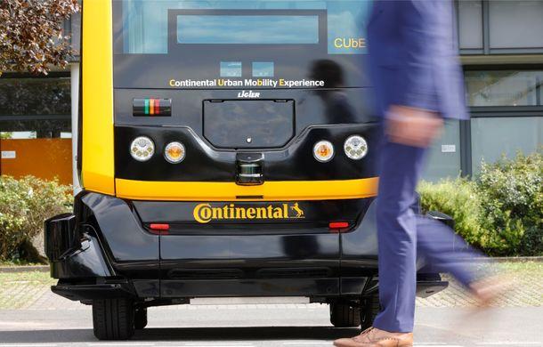 Continental prezintă tehnologiile viitorului imediat: sistem mild-hibrid la 48V cu rulare 100% electrică, siguranță sporită cu noul asistent pentru virajul la dreapta și orașele conectate ale viitorului - Poza 7