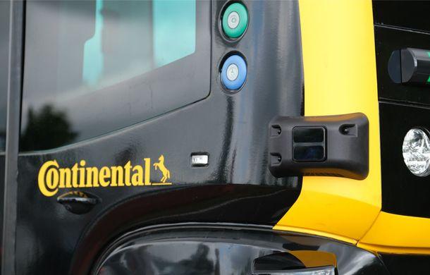 Continental prezintă tehnologiile viitorului imediat: sistem mild-hibrid la 48V cu rulare 100% electrică, siguranță sporită cu noul asistent pentru virajul la dreapta și orașele conectate ale viitorului - Poza 15