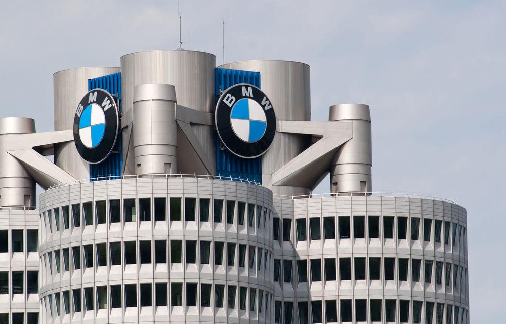 Presa germană: BMW vrea să concedieze 6.000 de angajați până în 2022 - Poza 1