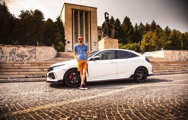"""Două săptămâni în """"civil"""" cu Honda Civic Type R: cum se comportă Hot Hatch-ul nipon în viața de zi cu zi - Poza 31"""