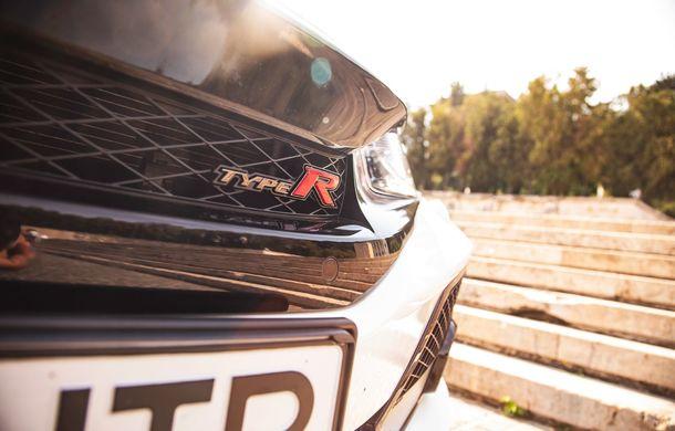 """Două săptămâni în """"civil"""" cu Honda Civic Type R: cum se comportă Hot Hatch-ul nipon în viața de zi cu zi - Poza 11"""