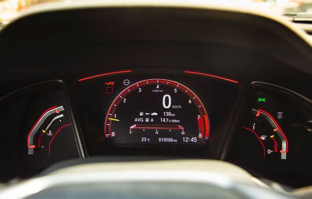 """Două săptămâni în """"civil"""" cu Honda Civic Type R: cum se comportă Hot Hatch-ul nipon în viața de zi cu zi - Poza 21"""