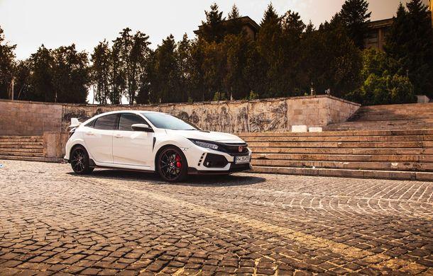 """Două săptămâni în """"civil"""" cu Honda Civic Type R: cum se comportă Hot Hatch-ul nipon în viața de zi cu zi - Poza 6"""