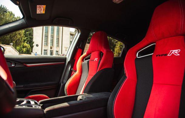 """Două săptămâni în """"civil"""" cu Honda Civic Type R: cum se comportă Hot Hatch-ul nipon în viața de zi cu zi - Poza 22"""