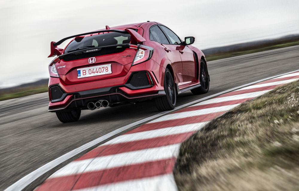 """Două săptămâni în """"civil"""" cu Honda Civic Type R: cum se comportă Hot Hatch-ul nipon în viața de zi cu zi - Poza 39"""
