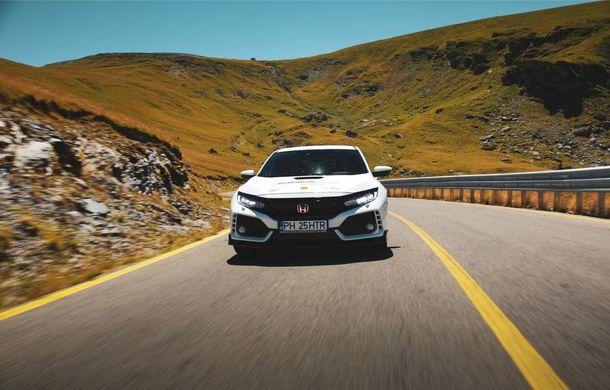 """Două săptămâni în """"civil"""" cu Honda Civic Type R: cum se comportă Hot Hatch-ul nipon în viața de zi cu zi - Poza 38"""