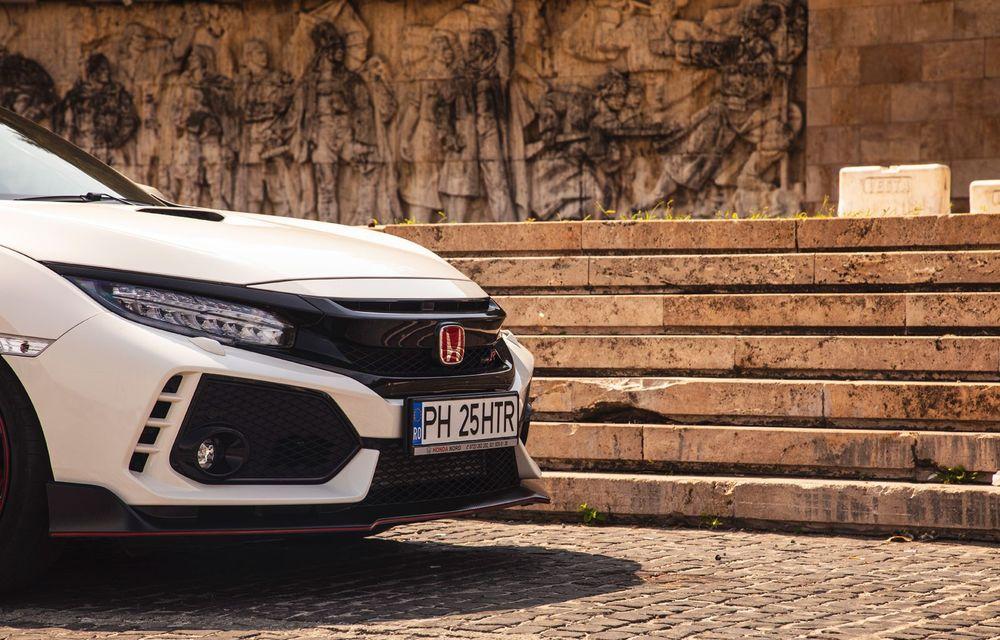 """Două săptămâni în """"civil"""" cu Honda Civic Type R: cum se comportă Hot Hatch-ul nipon în viața de zi cu zi - Poza 9"""