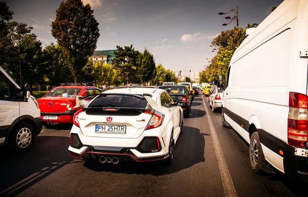 """Două săptămâni în """"civil"""" cu Honda Civic Type R: cum se comportă Hot Hatch-ul nipon în viața de zi cu zi - Poza 1"""