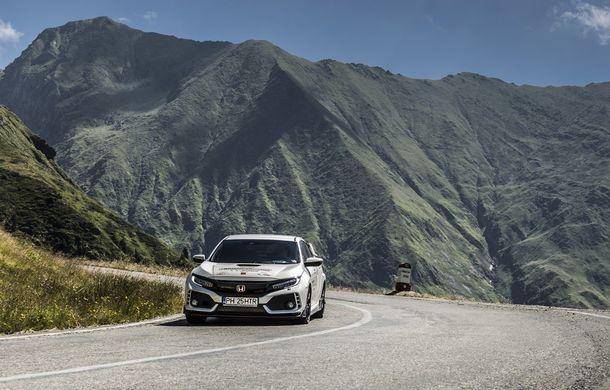 """Două săptămâni în """"civil"""" cu Honda Civic Type R: cum se comportă Hot Hatch-ul nipon în viața de zi cu zi - Poza 37"""