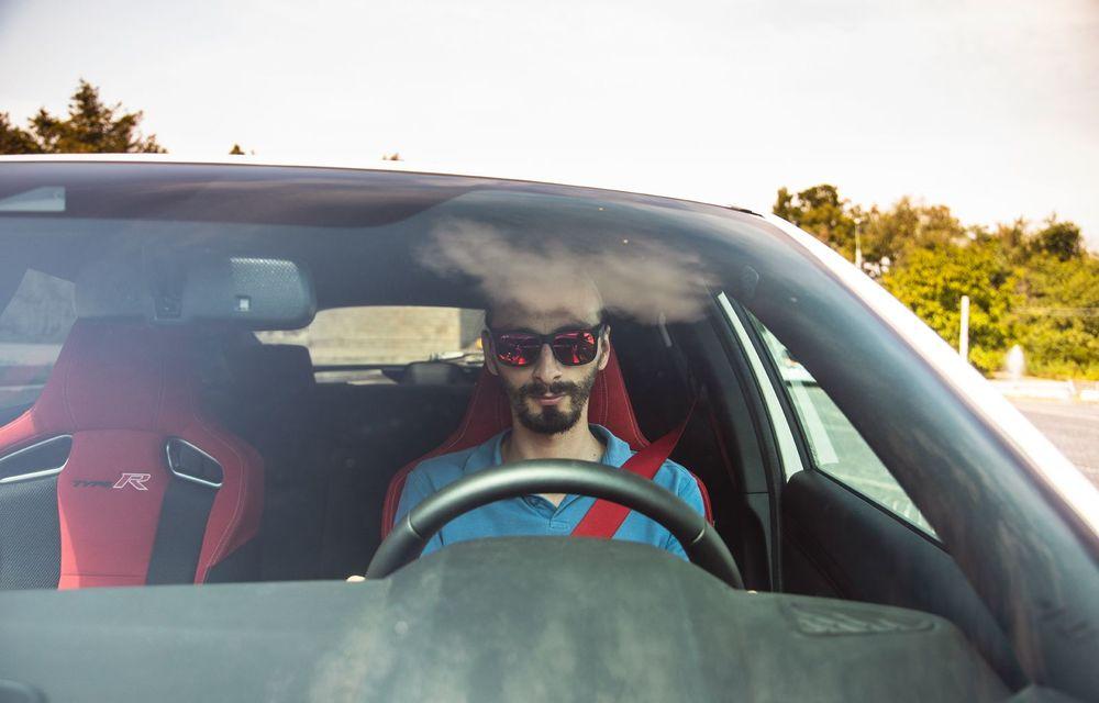 """Două săptămâni în """"civil"""" cu Honda Civic Type R: cum se comportă Hot Hatch-ul nipon în viața de zi cu zi - Poza 34"""