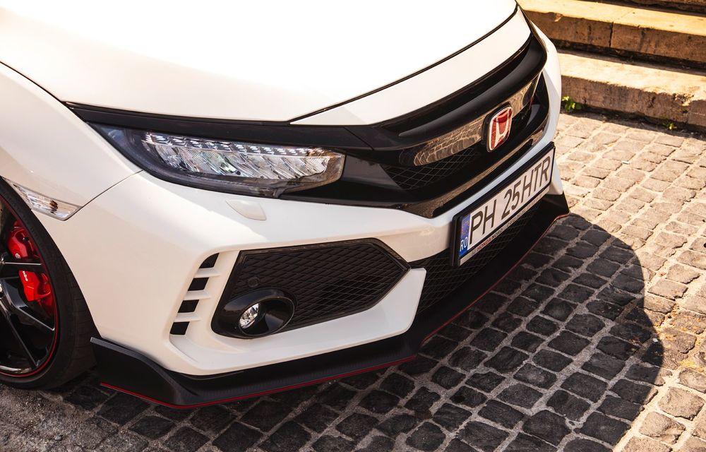 """Două săptămâni în """"civil"""" cu Honda Civic Type R: cum se comportă Hot Hatch-ul nipon în viața de zi cu zi - Poza 10"""