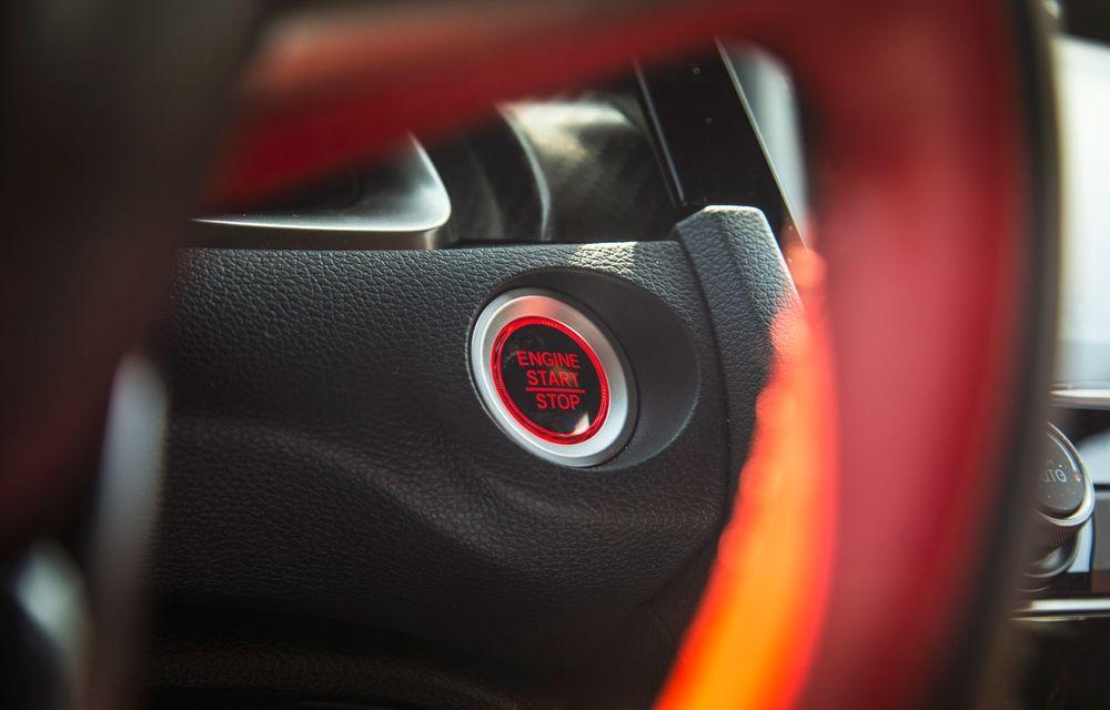 """Două săptămâni în """"civil"""" cu Honda Civic Type R: cum se comportă Hot Hatch-ul nipon în viața de zi cu zi - Poza 27"""