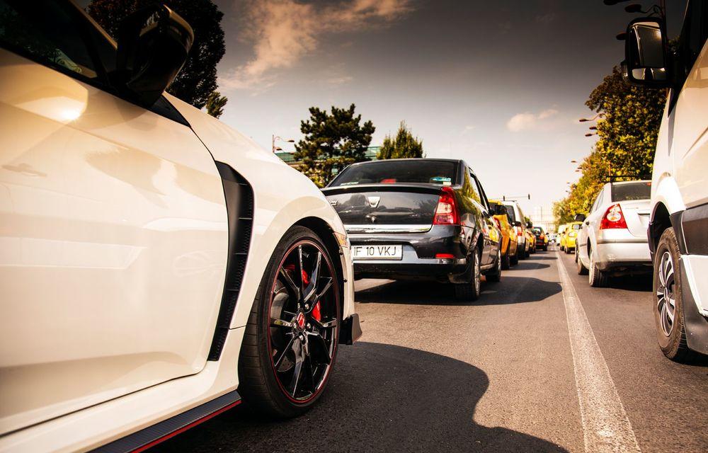 """Două săptămâni în """"civil"""" cu Honda Civic Type R: cum se comportă Hot Hatch-ul nipon în viața de zi cu zi - Poza 2"""