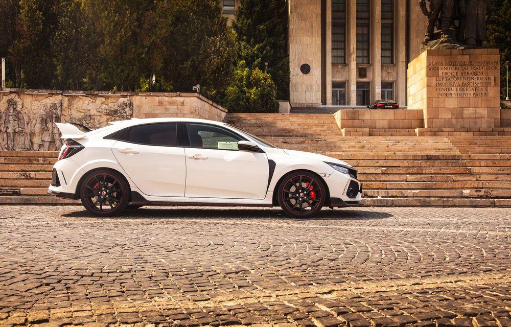 """Două săptămâni în """"civil"""" cu Honda Civic Type R: cum se comportă Hot Hatch-ul nipon în viața de zi cu zi - Poza 7"""