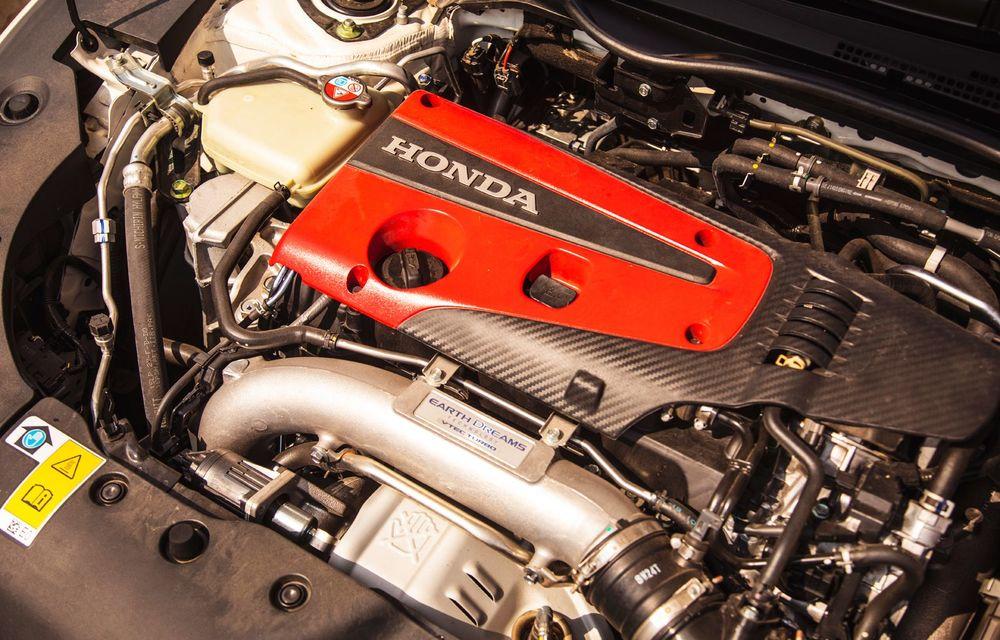 """Două săptămâni în """"civil"""" cu Honda Civic Type R: cum se comportă Hot Hatch-ul nipon în viața de zi cu zi - Poza 36"""