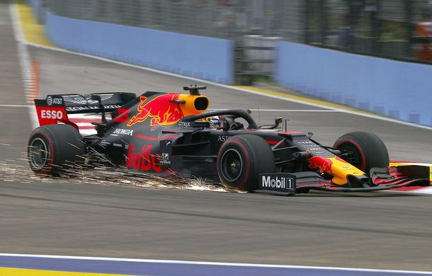 Red Bull și Mercedes, luptă echilibrată în antrenamentele din Singapore: Verstappen și Hamilton au fost cei mai rapizi - Poza 1
