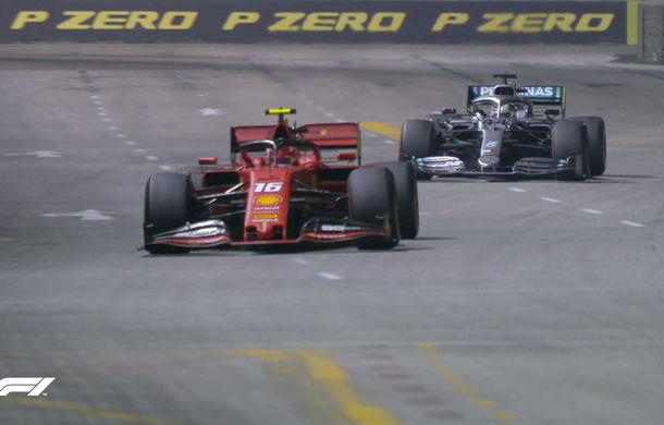 Vettel a câștigat cursa din Singapore după ce l-a depășit la boxe pe Leclerc! Verstappen a completat podiumul - Poza 4