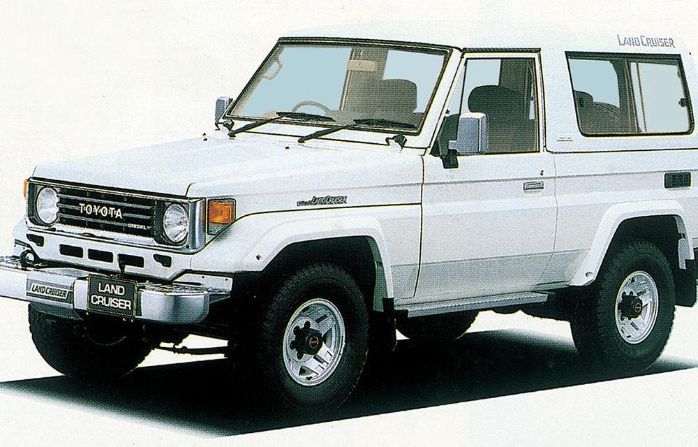 Legendarul Toyota Land Cruiser a fost produs în 10 milioane de unități: modelul nipon de off-road a fost lansat în urmă cu 68 de ani - Poza 4