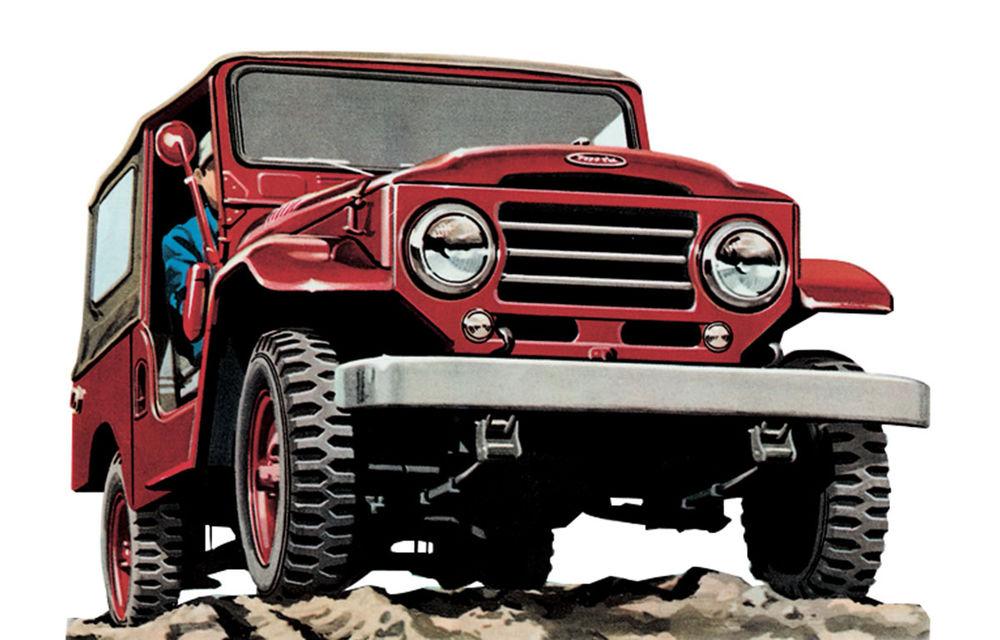 Legendarul Toyota Land Cruiser a fost produs în 10 milioane de unități: modelul nipon de off-road a fost lansat în urmă cu 68 de ani - Poza 1