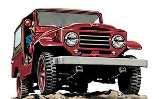 Legendarul Toyota Land Cruiser a fost produs în 10 milioane de unități: modelul nipon de off-road a fost lansat în urmă cu 68 de ani