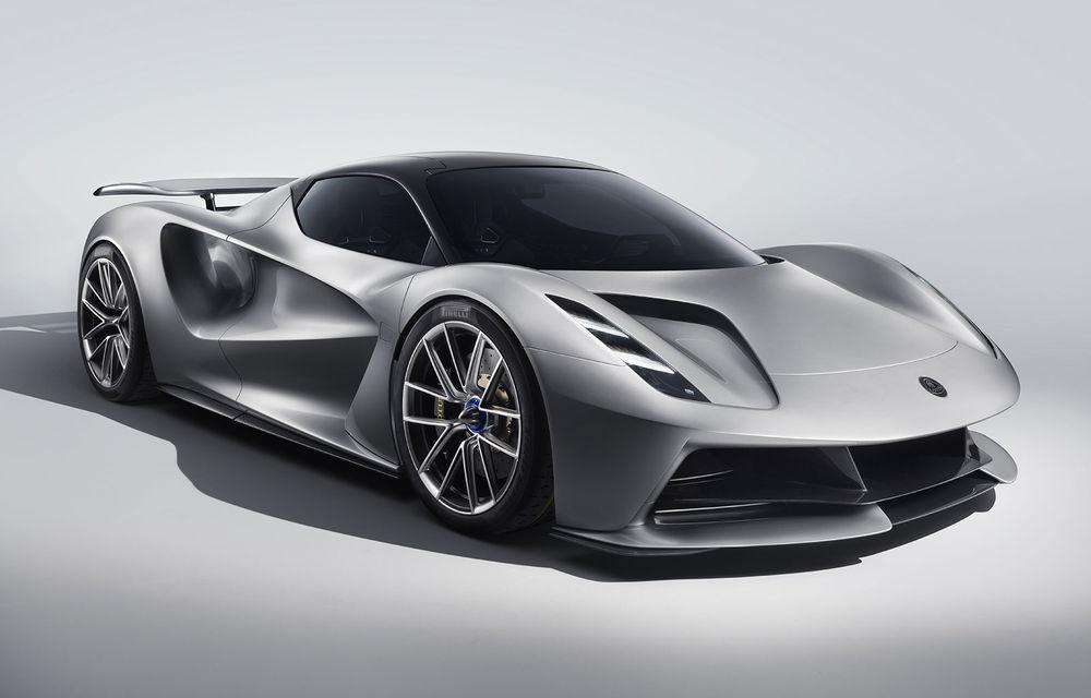Lotus va lansa un nou model până la finalul lui 2020: prețul va fi cuprins între 50.000 și 100.000 de lire sterline - Poza 1
