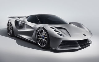 Lotus va lansa un nou model până la finalul lui 2020: prețul va fi cuprins între 50.000 și 100.000 de lire sterline