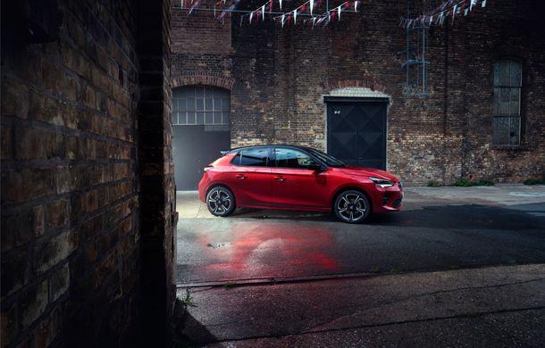Atac la Ford Fiesta ST Line: Opel introduce nivelul de echipare GS Line pe noua generație Corsa - Poza 7