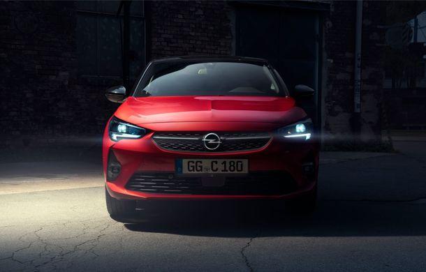 Atac la Ford Fiesta ST Line: Opel introduce nivelul de echipare GS Line pe noua generație Corsa - Poza 4