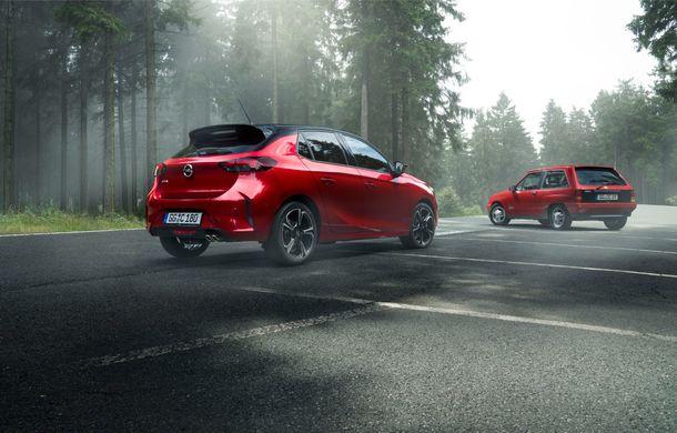 Atac la Ford Fiesta ST Line: Opel introduce nivelul de echipare GS Line pe noua generație Corsa - Poza 2