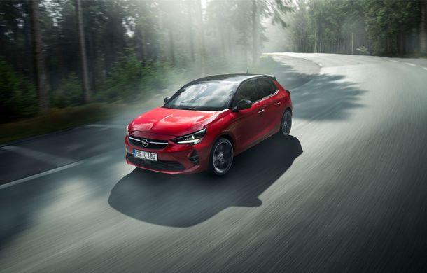 Atac la Ford Fiesta ST Line: Opel introduce nivelul de echipare GS Line pe noua generație Corsa - Poza 5