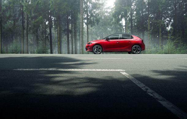 Atac la Ford Fiesta ST Line: Opel introduce nivelul de echipare GS Line pe noua generație Corsa - Poza 6