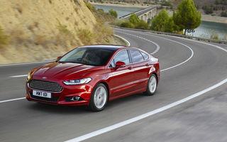 Ford cheamă în service 322.000 de mașini comercializate în Europa: Mondeo, Galaxy și S-Max prezintă risc de incendiu la baterie