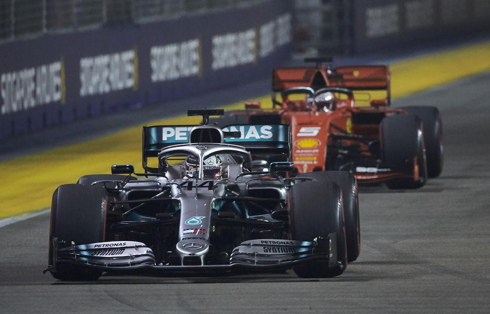 """Formula 1 ar putea experimenta în 2020 un nou format pentru calificări: """"grila inversată"""" este deja criticată vehement de Hamilton și Vettel - Poza 1"""
