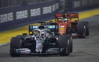 """Formula 1 ar putea experimenta în 2020 un nou format pentru calificări: """"grila inversată"""" este deja criticată vehement de Hamilton și Vettel"""