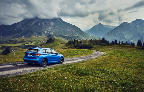 Detalii despre varianta plug-in hybrid a SUV-ului BMW X1 facelift: autonomie electrică de până la 57 de kilometri și putere totală de 220 CP - Poza 7
