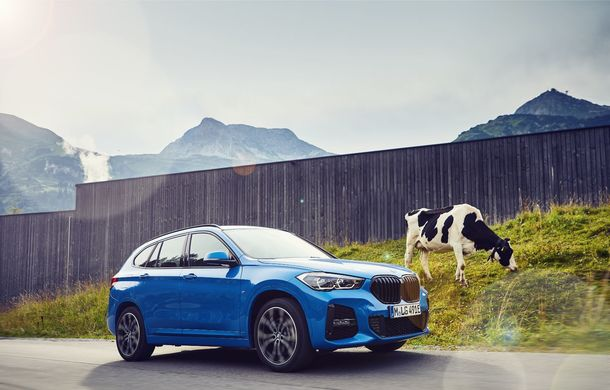 Detalii despre varianta plug-in hybrid a SUV-ului BMW X1 facelift: autonomie electrică de până la 57 de kilometri și putere totală de 220 CP - Poza 8