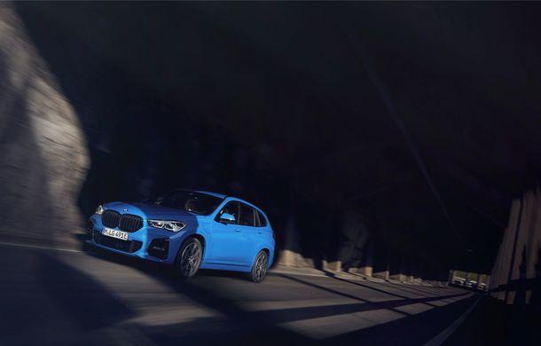 Detalii despre varianta plug-in hybrid a SUV-ului BMW X1 facelift: autonomie electrică de până la 57 de kilometri și putere totală de 220 CP - Poza 6