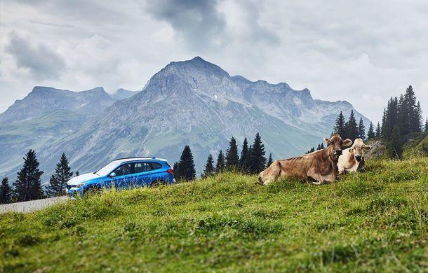 Detalii despre varianta plug-in hybrid a SUV-ului BMW X1 facelift: autonomie electrică de până la 57 de kilometri și putere totală de 220 CP - Poza 10