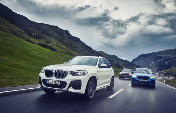 Detalii despre varianta plug-in hybrid a SUV-ului BMW X1 facelift: autonomie electrică de până la 57 de kilometri și putere totală de 220 CP - Poza 4