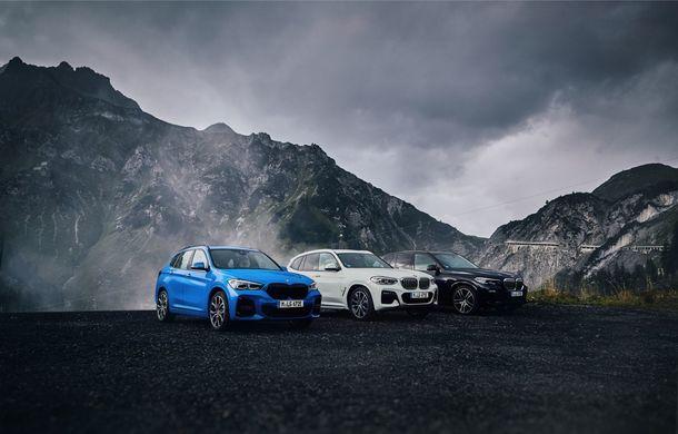 Detalii despre varianta plug-in hybrid a SUV-ului BMW X1 facelift: autonomie electrică de până la 57 de kilometri și putere totală de 220 CP - Poza 2