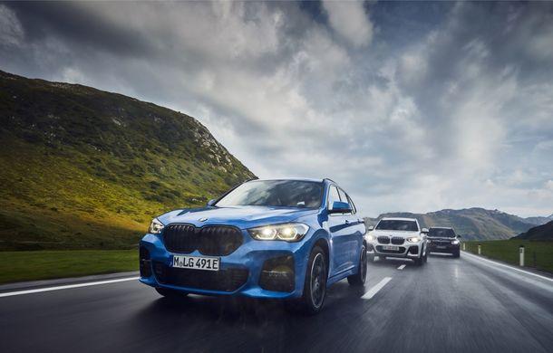 Detalii despre varianta plug-in hybrid a SUV-ului BMW X1 facelift: autonomie electrică de până la 57 de kilometri și putere totală de 220 CP - Poza 3