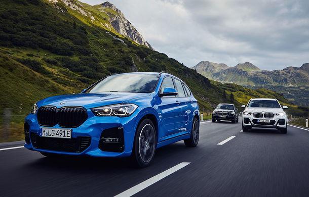 Detalii despre varianta plug-in hybrid a SUV-ului BMW X1 facelift: autonomie electrică de până la 57 de kilometri și putere totală de 220 CP - Poza 1