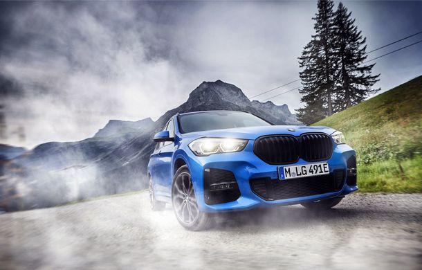 Detalii despre varianta plug-in hybrid a SUV-ului BMW X1 facelift: autonomie electrică de până la 57 de kilometri și putere totală de 220 CP - Poza 5