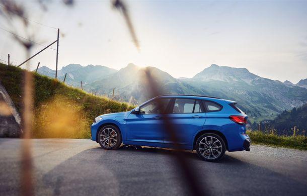 Detalii despre varianta plug-in hybrid a SUV-ului BMW X1 facelift: autonomie electrică de până la 57 de kilometri și putere totală de 220 CP - Poza 9