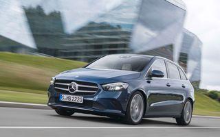 Mercedes-Benz anunță lista scurtă a modelelor care nu primesc versiuni AMG: Clasa B și EQC