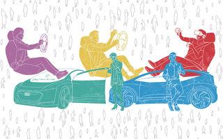 Audi a realizat un studiu despre percepția asupra mașinilor autonome: tinerii, persoanele cu venituri mari și chinezii, cei mai mari fani ai tehnologiei